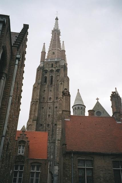 Church of Our Lady in Brugge